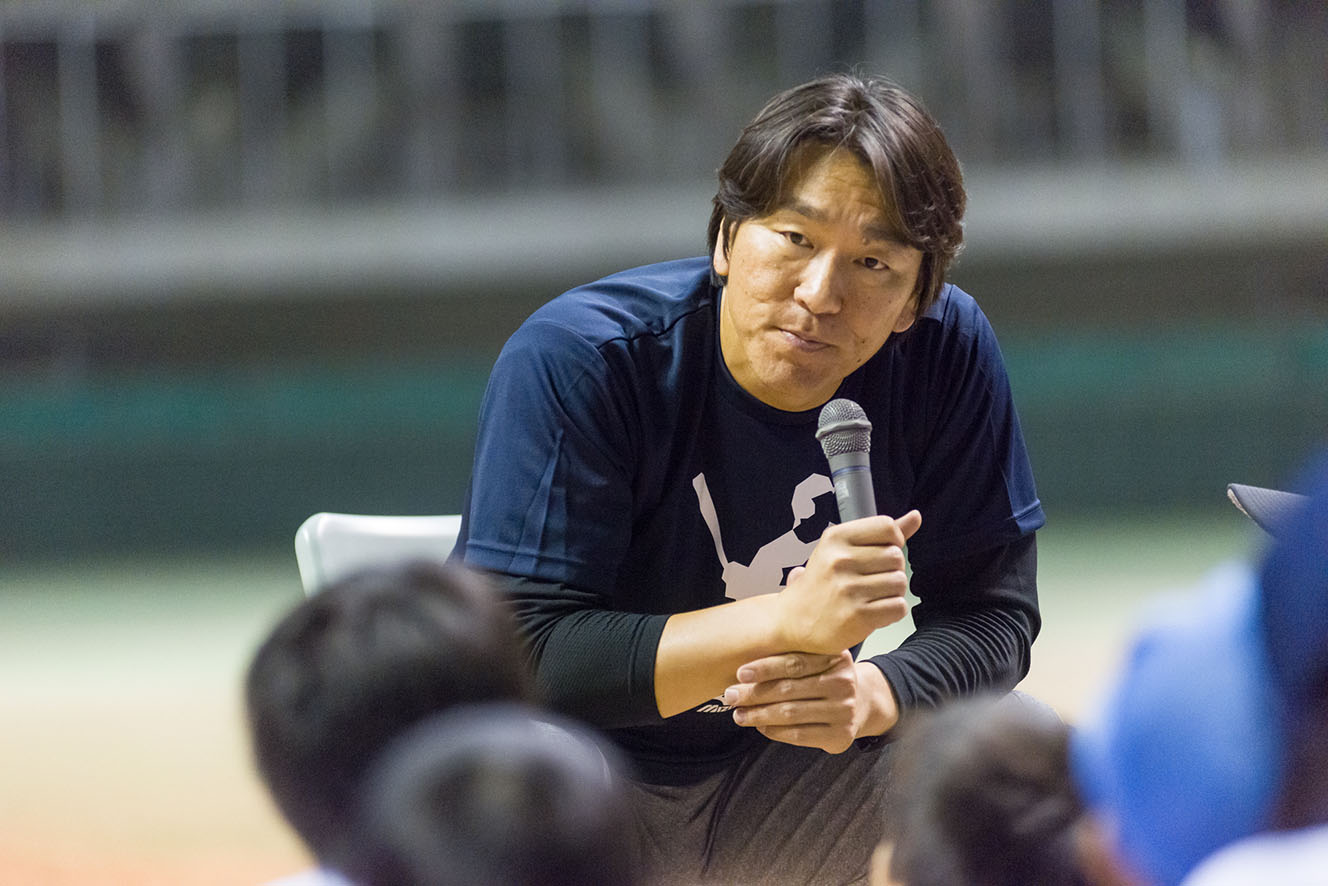 Hideki Matsui Announces Donation to July Flooding Relief