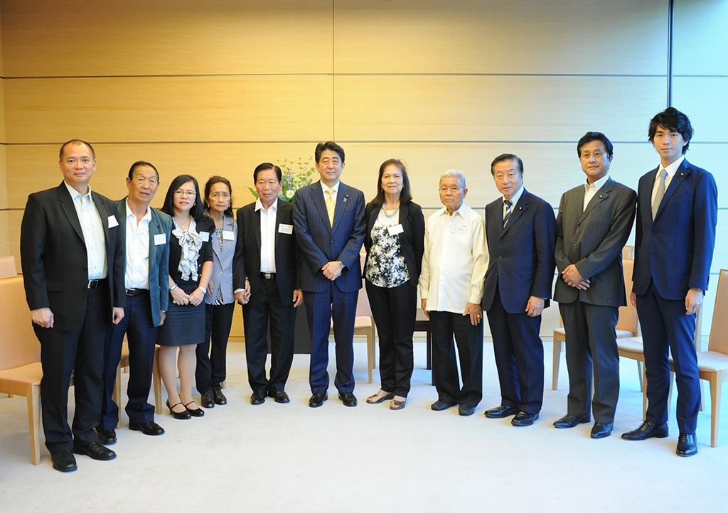 70 Years after WWII, Issue of Japanese Descendants in the Philippines Still Unresolved Delegation Visits Japan to make Urgent Appeal