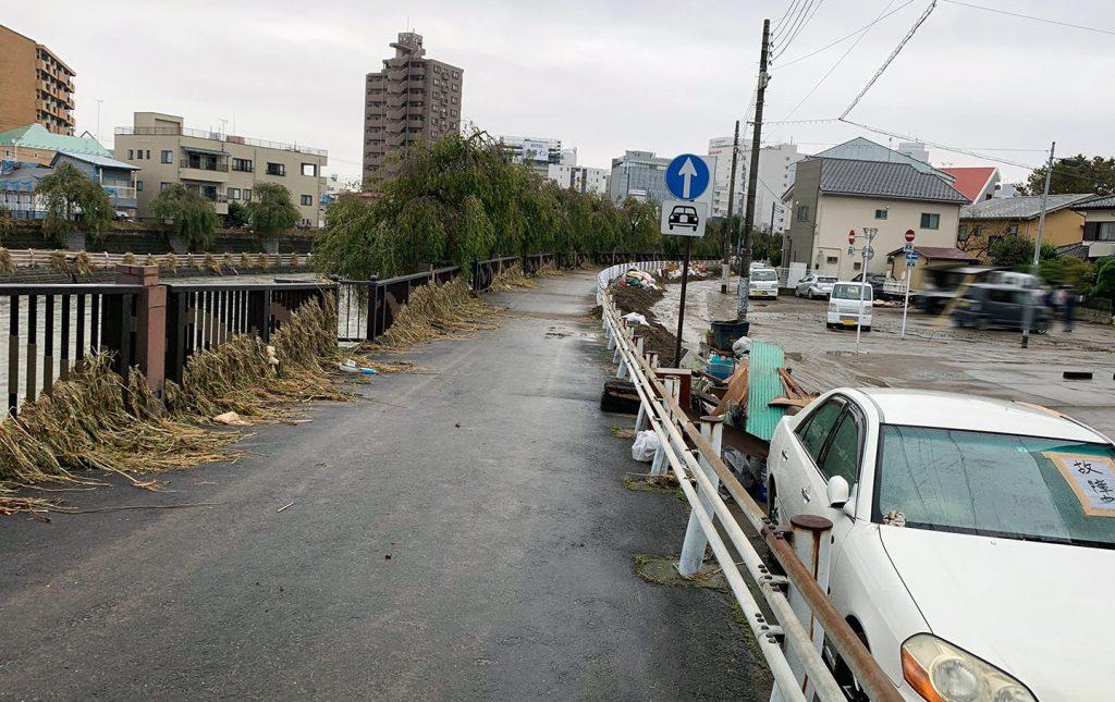 令和元年東日本台風(台風19号)被害への支援 | 日本財団